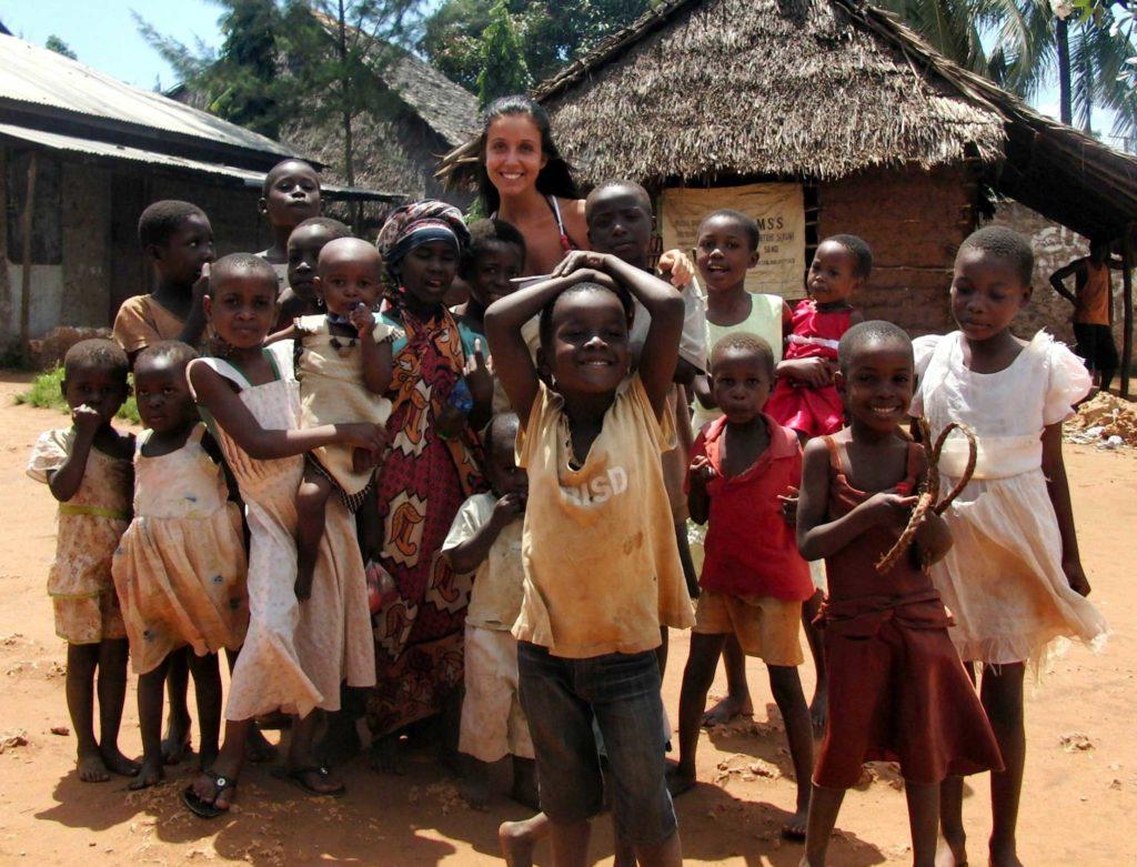 Federica Xotti di Travelliamo in Africa
