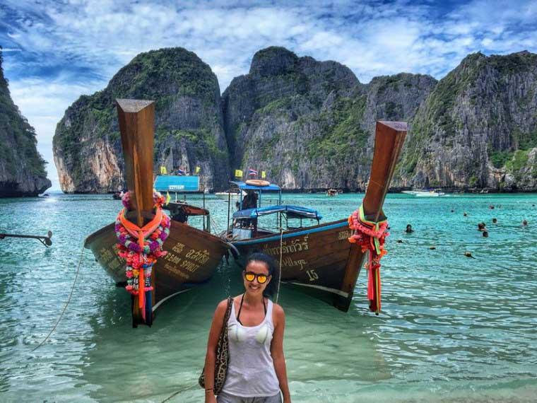 Federica Xotti di Travelliamo in Thailandia