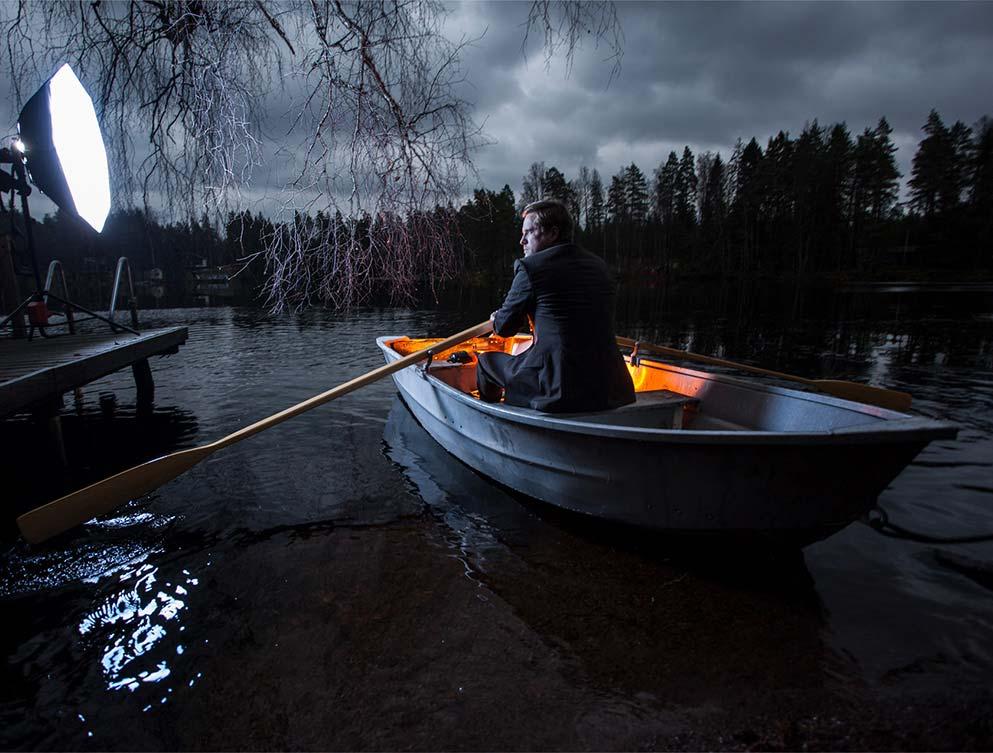 Antti Karppinen Editing