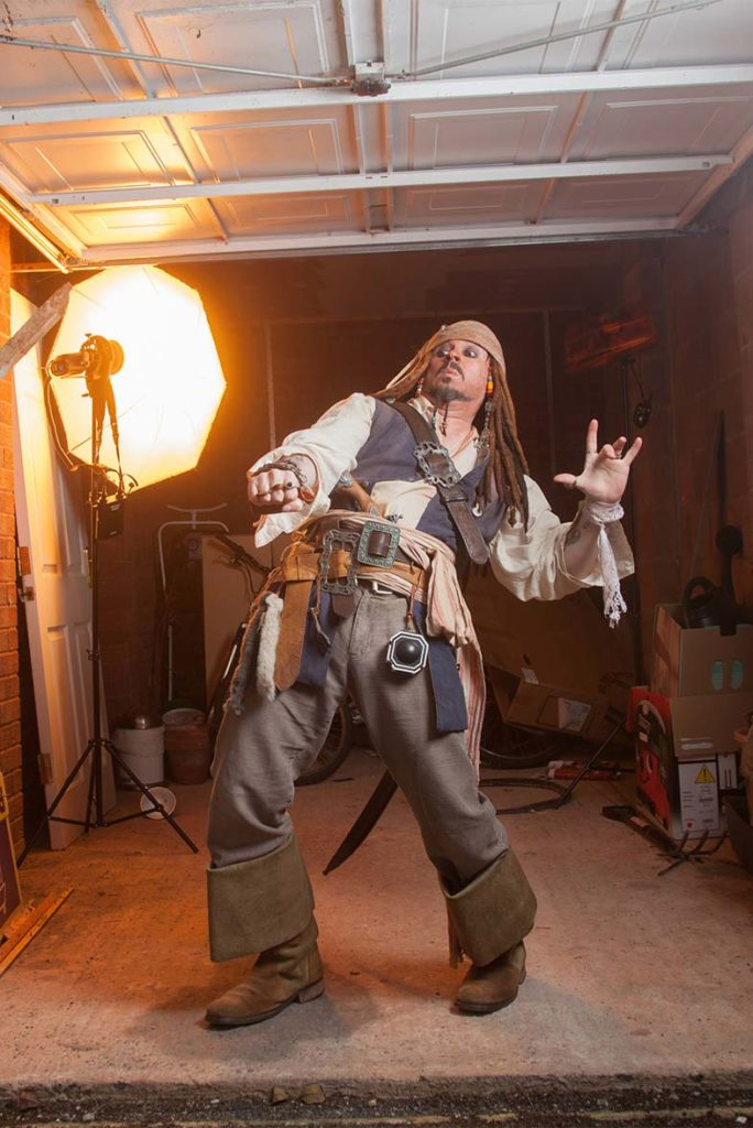 Antti Karppinen Pirati dei Caraibi