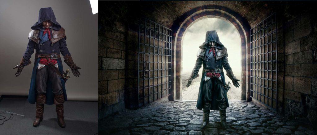 Antti Karppinen Assassin Creed