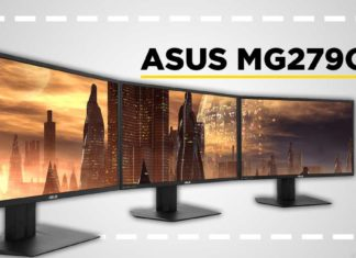 Asus MG279Q recensione monitor