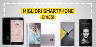 Migliori Smartphone Cinesi Classifica