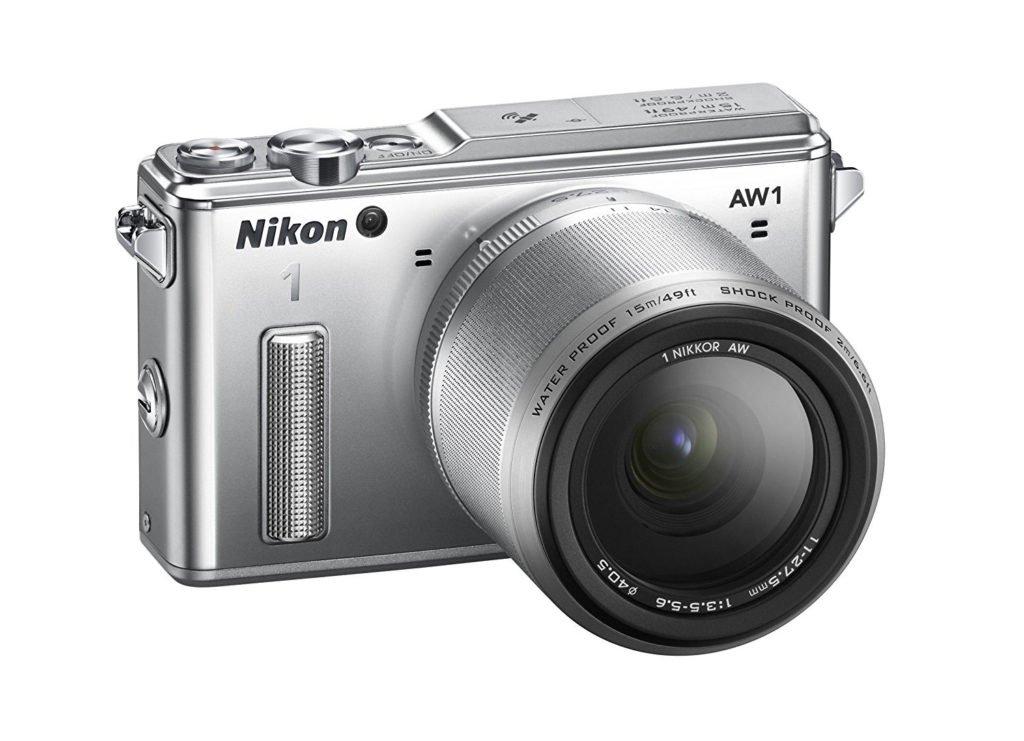 Mirrorless Nikon 1 AW1