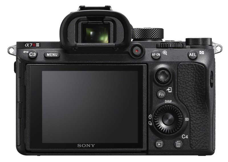 Sony A7R III Caratteristiche e novita