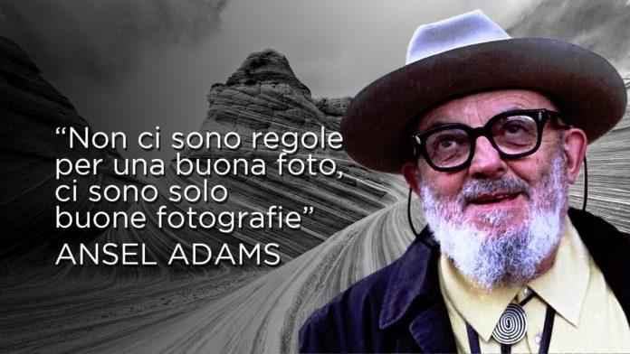 Frasi Ansel Adams