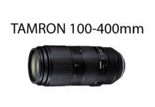 Tamron 100-400mm scheda tecnica