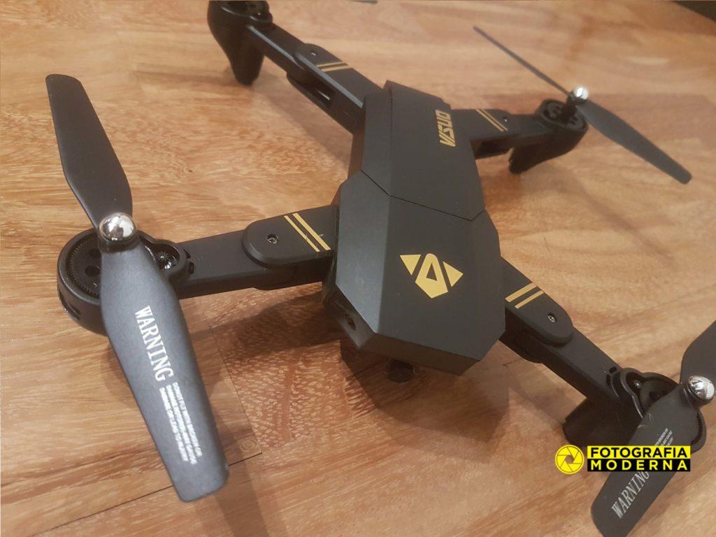 Visuo Siluroid, drone cinese