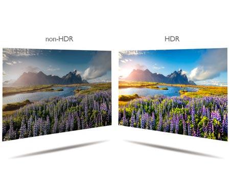 Differenza foto con HDR
