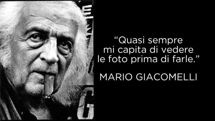 Le frasi più belle di Mario Giacomelli