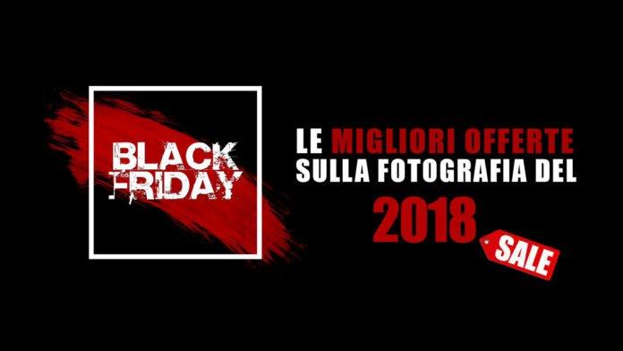 Migliori offerte Black Friday Fotografia del 2018 su Amazon del 23 Novembre 2018