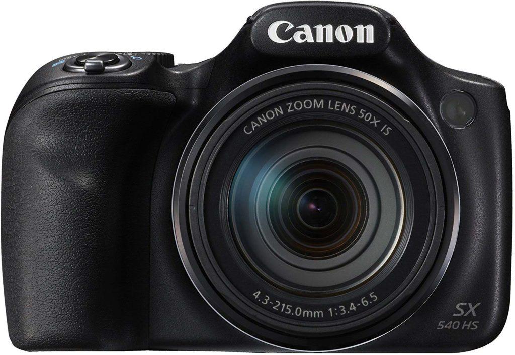 Quale macchina fotografica bridge comprare: Canon PowerShot SX540HS