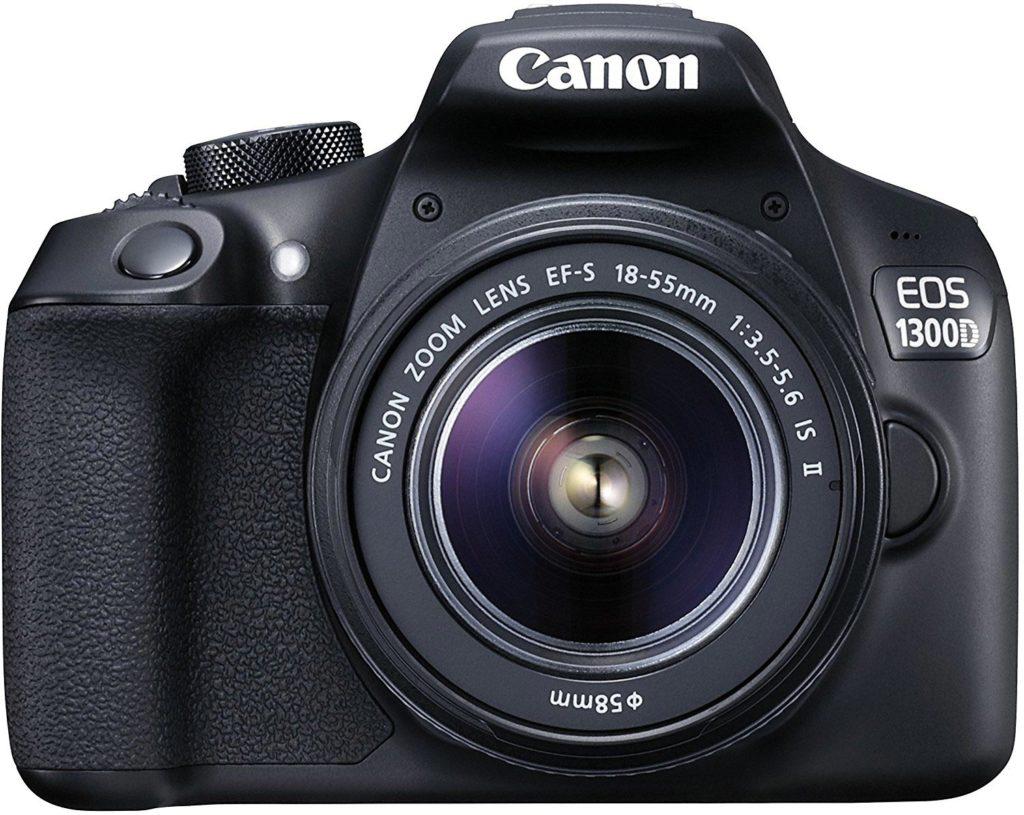 Canon o Nikon: Canon 1300D