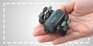 Linxtech IN1601, mini drone giocattolo