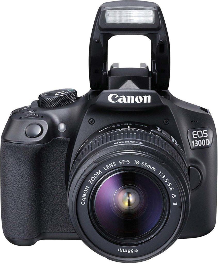 Miglior Reflex per iniziare: Canon 1300D