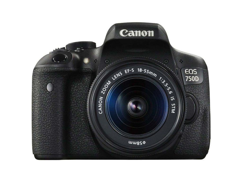 Miglior Reflex per iniziare: Canon 750D