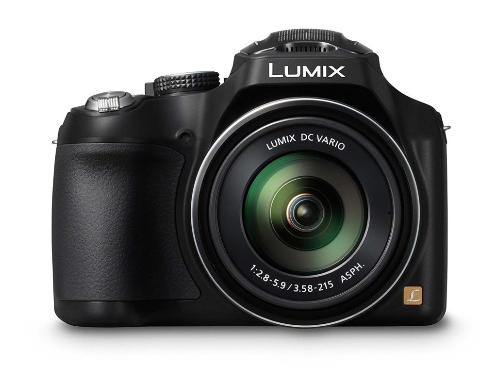 Quale macchina fotografica bridge comprare: Panasonic Lumix DMC FZ72