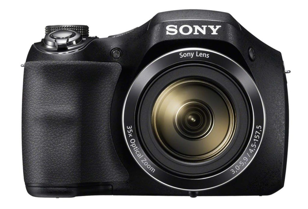 Quale macchina fotografica bridge comprare: Sony DSC H300