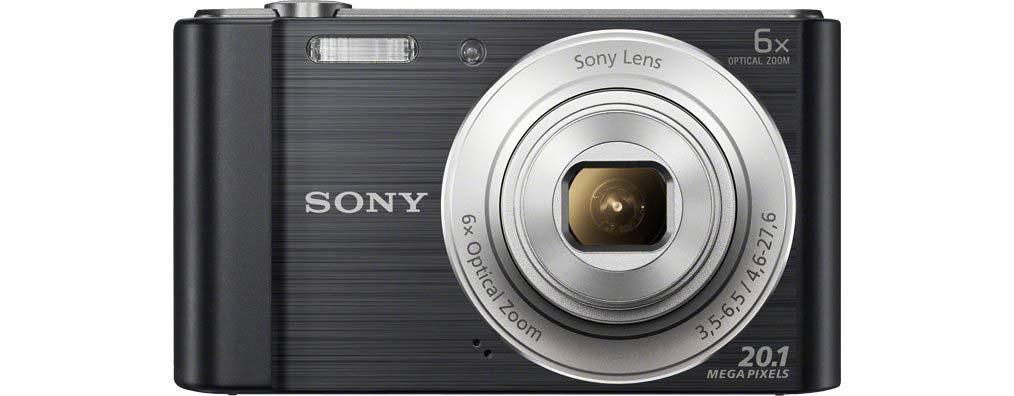 Quale macchina fotografica comprare: Sony DSC W810