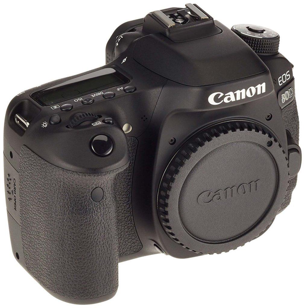 Quale macchina fotografica reflex comprare: Canon 80D