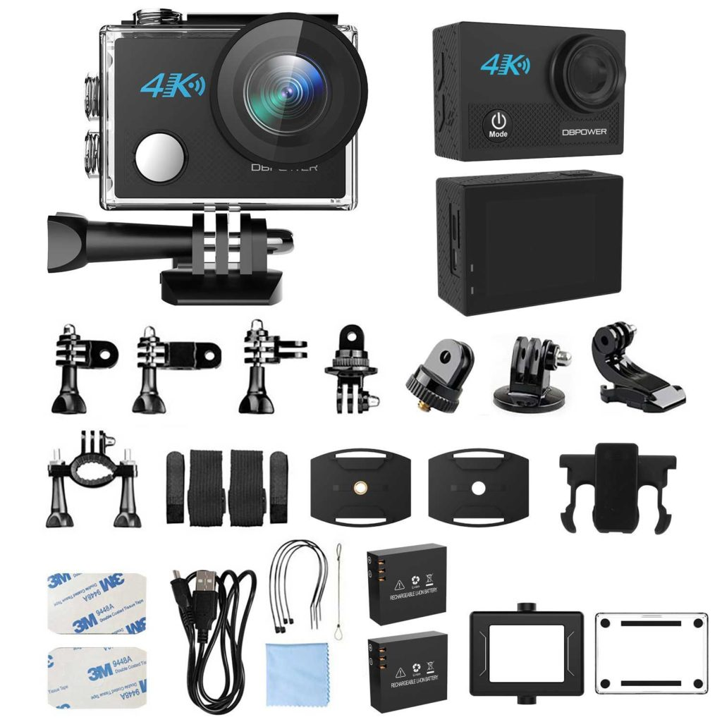 Db Power 4k Accessori