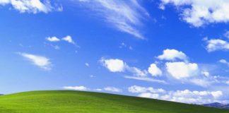 La foto più vista di tutti i tempi, lo sfondo windows