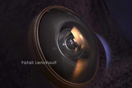Nikon Nikkor 17.3mm f4 220° Fisheye