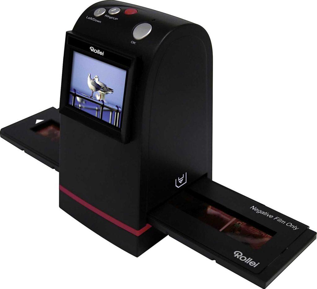Rollei DF-S 190 SE Scanner per Diapositive e Negativi