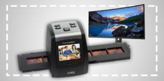 Scanner diapositive e negativi