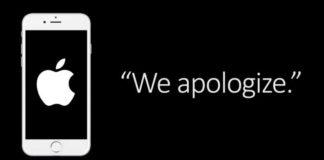 Batteria iPhone, le scuse ufficiali Apple