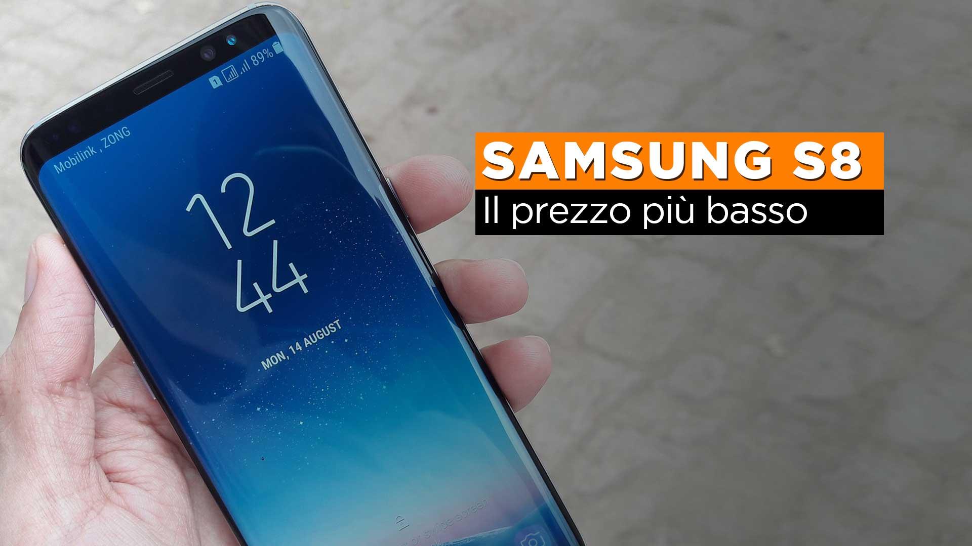 Galaxy S8: Samsung riprende l'aggiornamento ad Android 8 Oreo