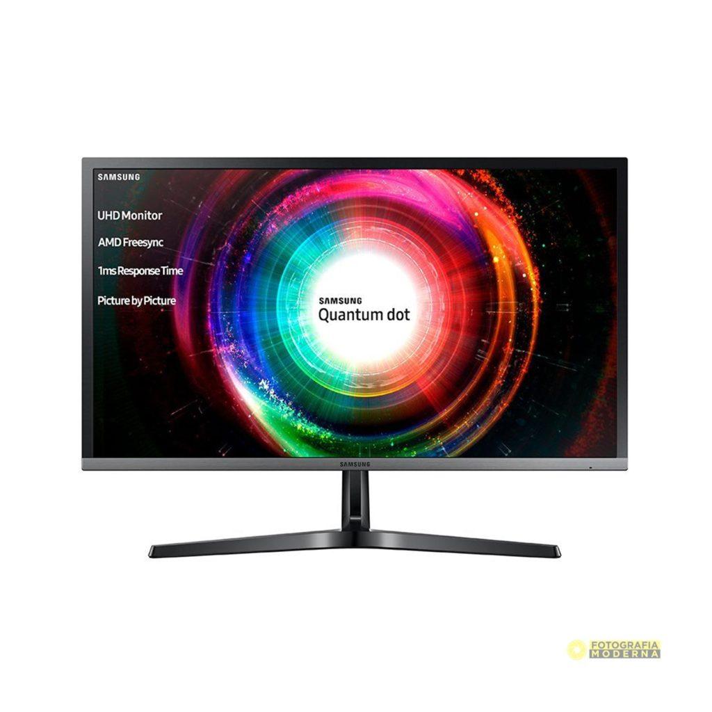 Monitor Samsung 4k: Samsung U28H750