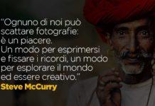 Frasi Steve McCurry