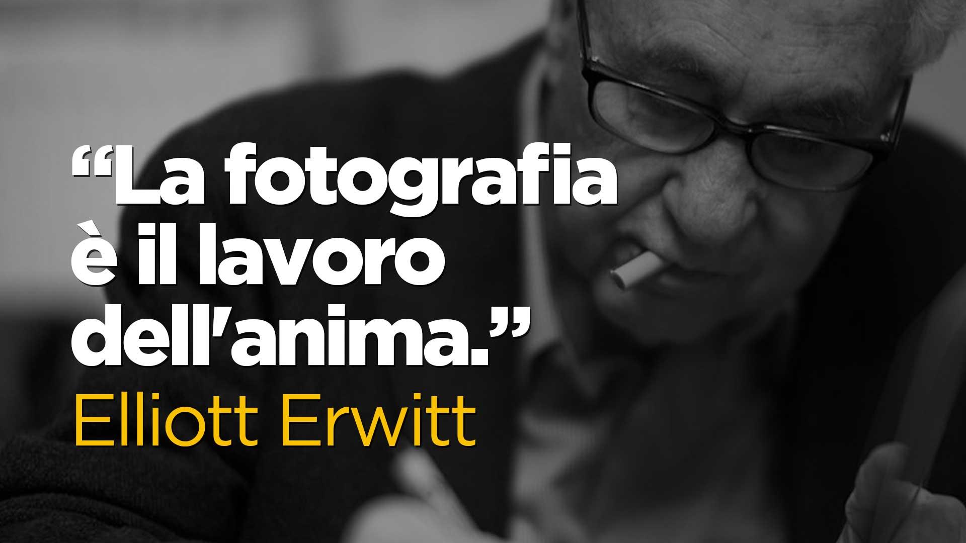 Elliott Erwitt Le Frasi Piu Belle Fotografia Moderna