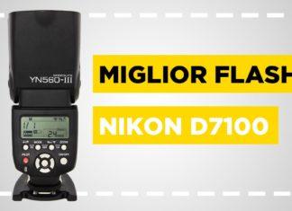 Quale flash per la Nikon D7100