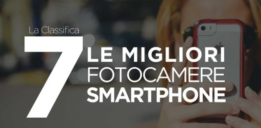 La classifica delle migliori fotocamere smartphone