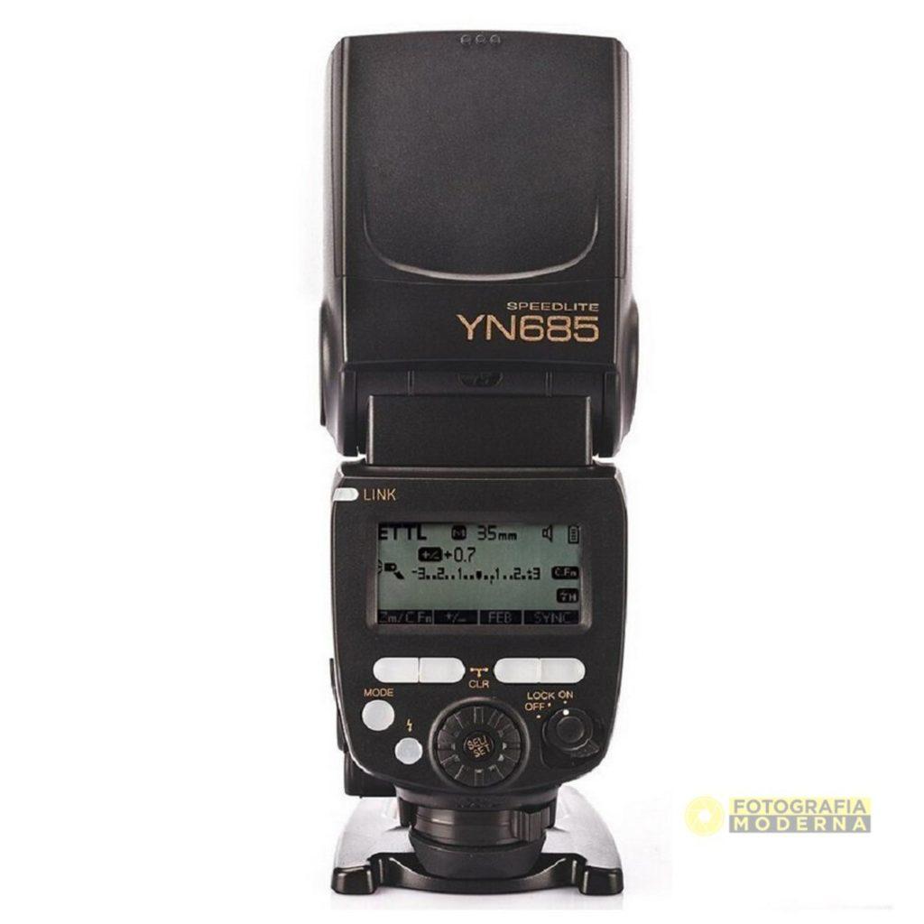 Flash per Nikon D7100: Yongnuo 685