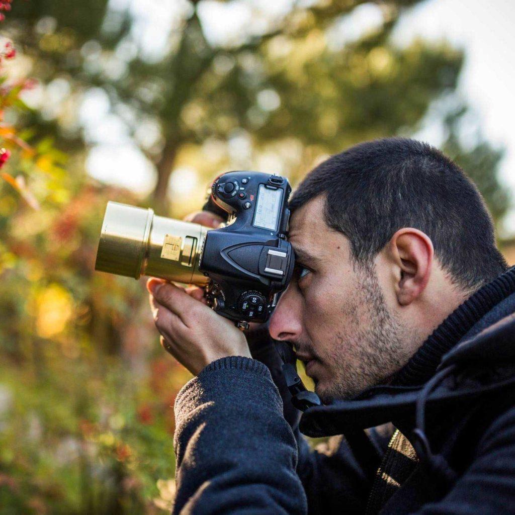 Intervista al fotografo Alessandro Galatoli