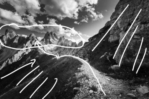 Foto di paesaggi, le regole di Toma Bonciu