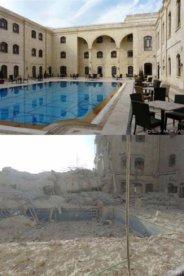 Hotel Carlton di Aleppo