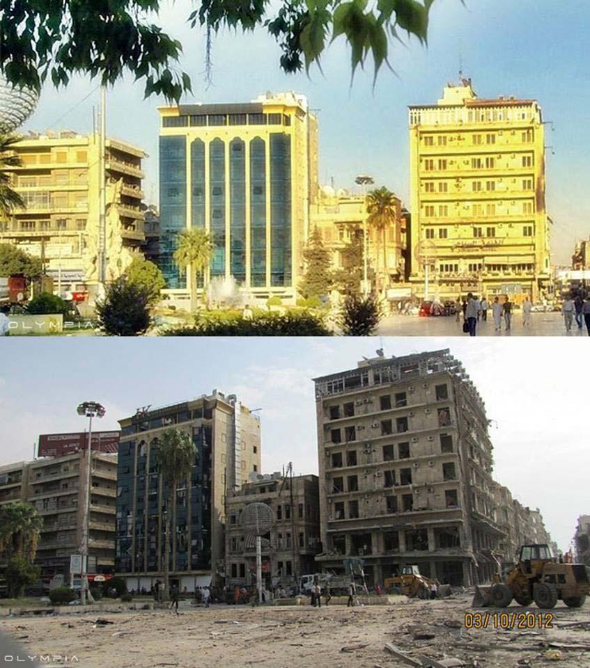 Hotel turistico e Hotel Aleppo Palace