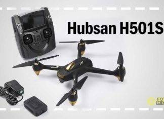 Hubsan H501S Recensione