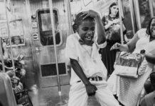 Luc Kordas e la metropolitana di New York