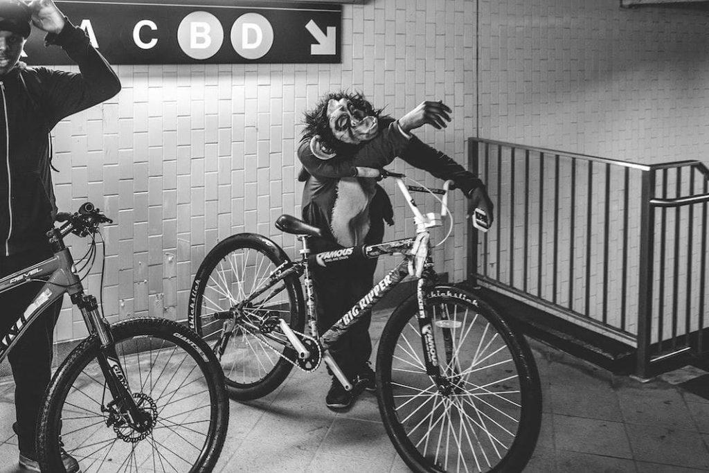 Luc Kordas, street photography a New York