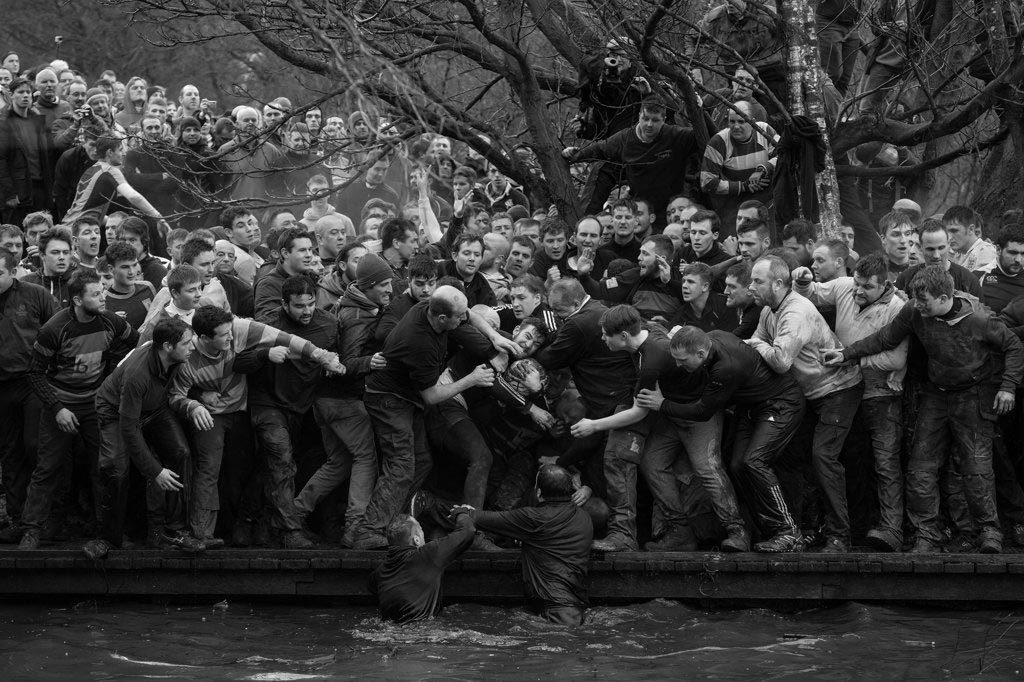 Oliver Scarff, World Press Photo