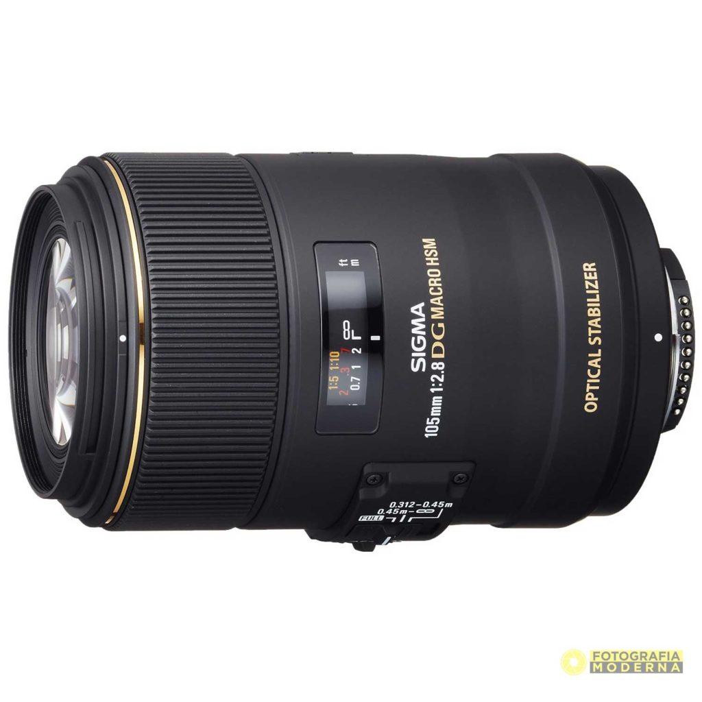 Sigma 105mm Nikon
