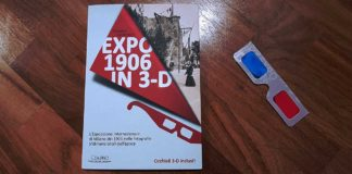 Libro Expo di Claudio Centimeri sulla fotografia stereoscopica