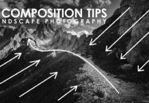 Regole di composizione per le foto di paesaggi