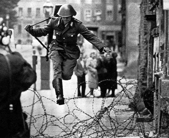 Un salto per la libertà di Conrad Schumann