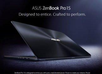 Asus ZenBook Pro 15, le novità